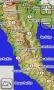 Baja & Mexico E32 Topo Map